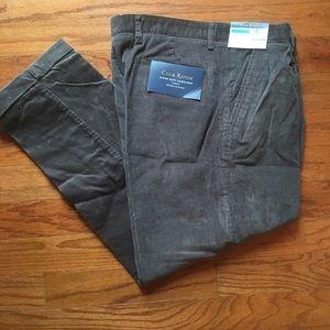 Men's Club Room size 36x30 grey corduroy pants